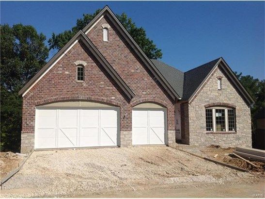 Single Family,New Construction, Traditional,Ranch - St Albans, MO (photo 1)