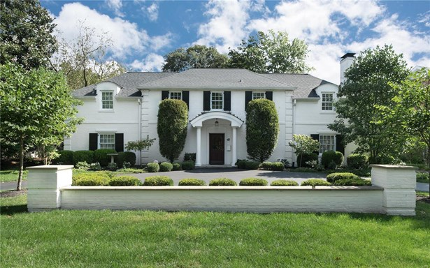 Colonial,Traditional, Residential - Ladue, MO
