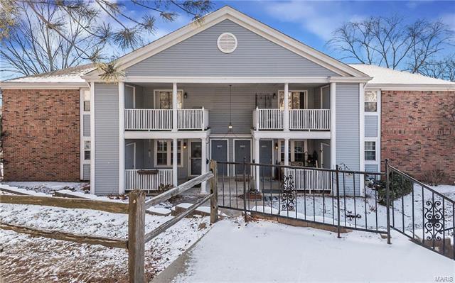 Condo,Condo/Coop/Villa, Traditional,Garden Apartment - Brentwood, MO (photo 1)