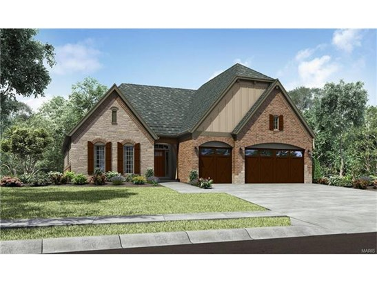 Traditional,Ranch, Single Family,Villa,New Construction - St Albans, MO (photo 1)