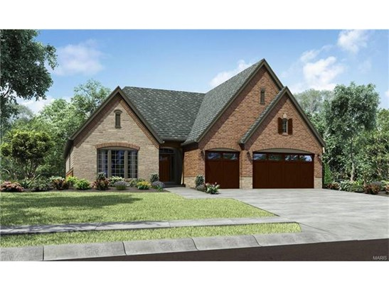 Traditional,Ranch, Single Family,Villa,New Construction - St Albans, MO (photo 2)