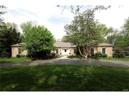 Residential, Traditional,Ranch - Frontenac, MO (photo 1)