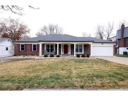 Residential, Traditional,Ranch - Des Peres, MO (photo 1)