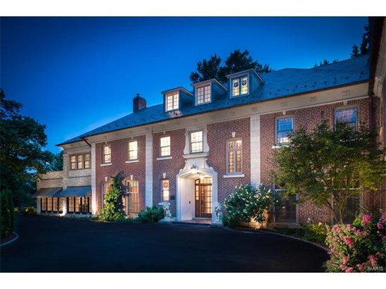 Residential, Historic - Clayton, MO (photo 1)