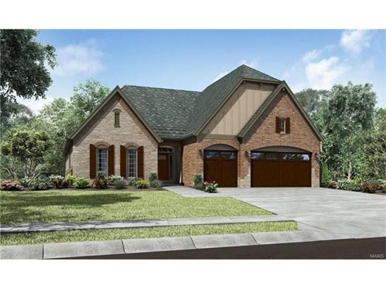 Traditional,Ranch, Single Family,Villa - St Albans, MO