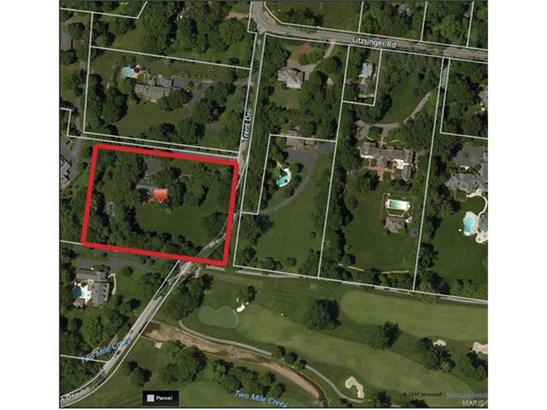 Single Family,Residential Lots - Ladue, MO (photo 2)