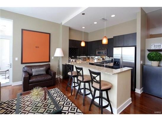 Condo,Condo/Coop/Villa, Contemporary - Clayton, MO (photo 3)