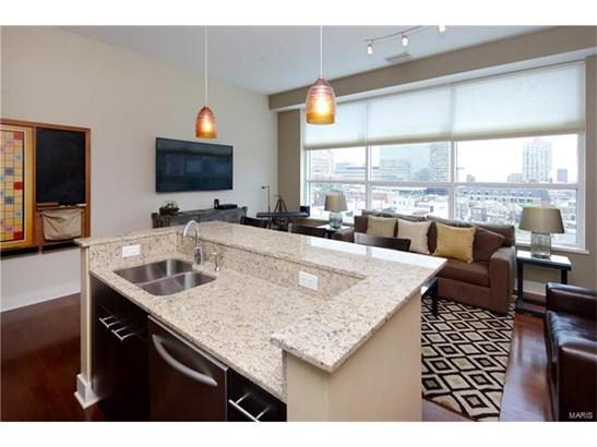 Condo,Condo/Coop/Villa, Contemporary - Clayton, MO (photo 4)