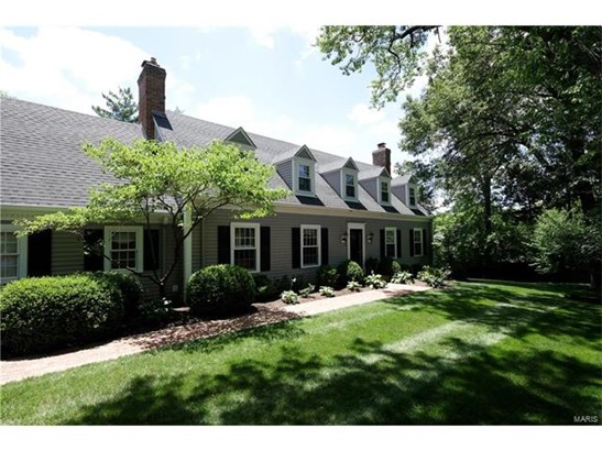 Residential, Colonial - Ladue, MO (photo 1)