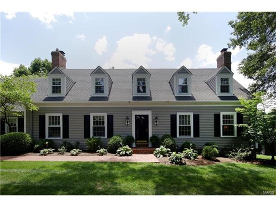 Residential, Colonial - Ladue, MO (photo 2)
