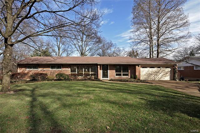 Residential, Traditional,Ranch - Warson Woods, MO (photo 1)