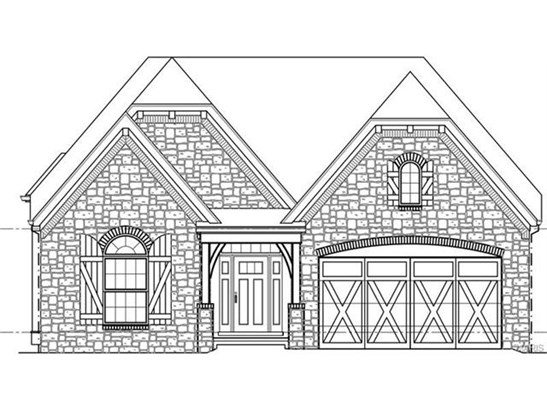 Traditional,Ranch, Villa,New Construction - St Albans, MO (photo 2)