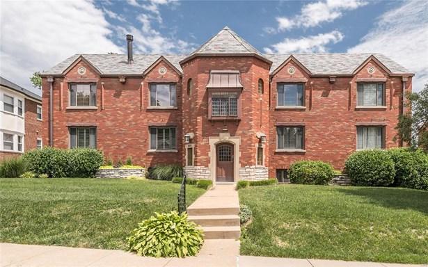 Condo, Historic,Garden Apartment - University City, MO (photo 1)