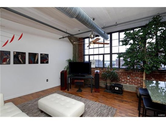 Condo,Condo/Coop/Villa, Historic,Loft - St Louis, MO (photo 4)