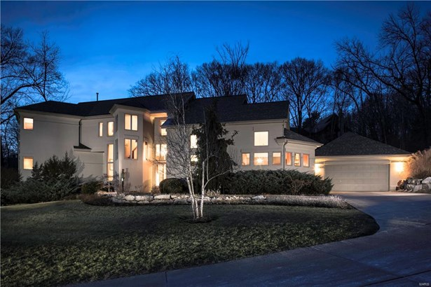 Residential, Contemporary - Kirkwood, MO (photo 1)