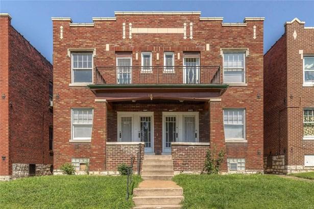 Multi-Family 2-4 - St Louis, MO
