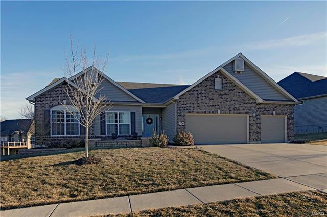 Residential, Traditional,Ranch - Wentzville, MO (photo 2)