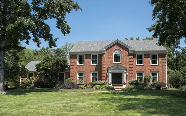Colonial,Traditional, Residential - Creve Coeur, MO (photo 1)