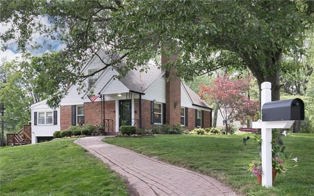Residential, Colonial,English,Traditional - Ladue, MO