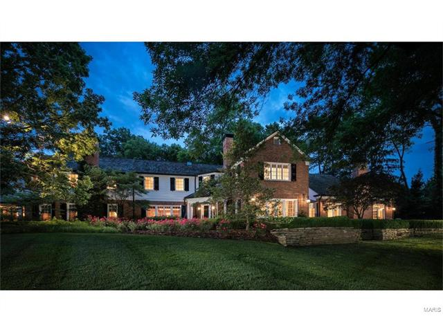 Residential, English,Manse - Ladue, MO (photo 1)