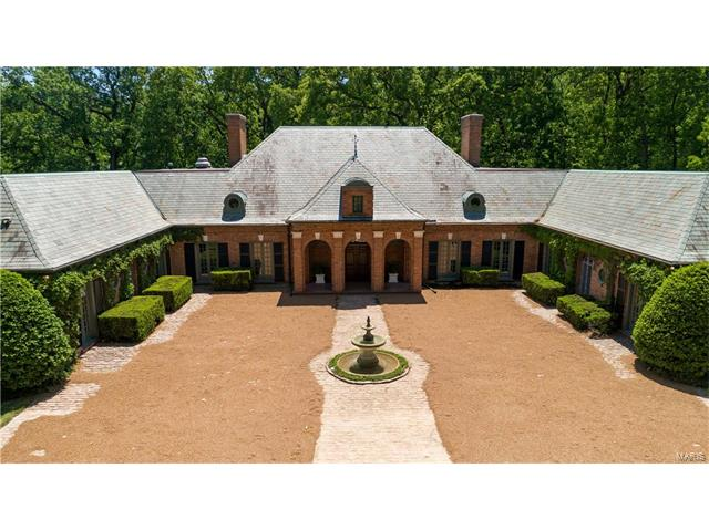 Residential, French,Manse,Traditional - Ladue, MO (photo 1)