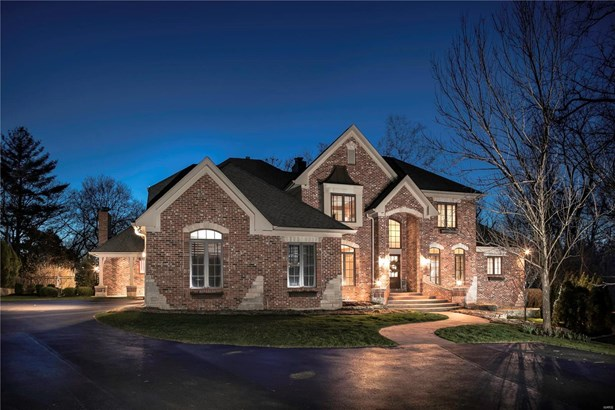 Residential, Traditional - Ladue, MO (photo 5)