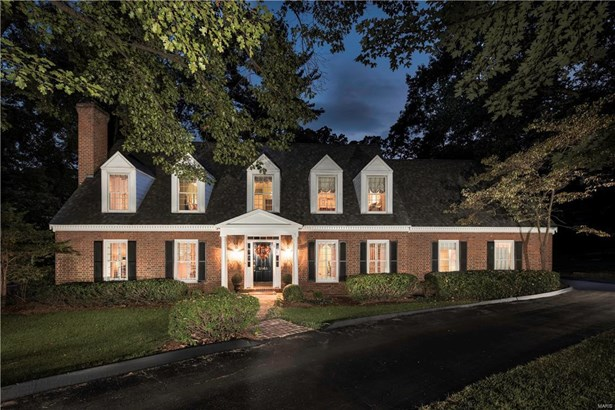 Colonial,Traditional, Residential - Ladue, MO (photo 1)