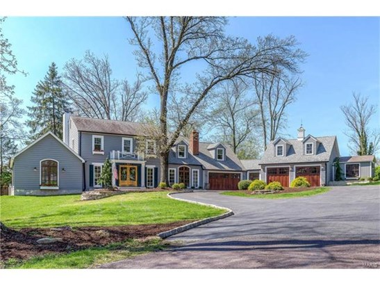 Residential, Contemporary,Traditional - Ladue, MO (photo 1)