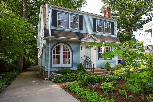 Residential, Colonial - Webster Groves, MO (photo 1)