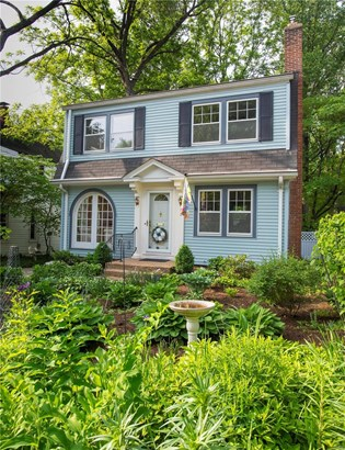Residential, Colonial - Webster Groves, MO (photo 3)