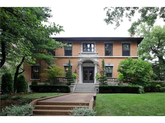 Residential, Historic,Manse - St Louis, MO (photo 1)
