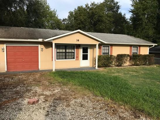 1 Story, Single Family Residence - Ocala, FL