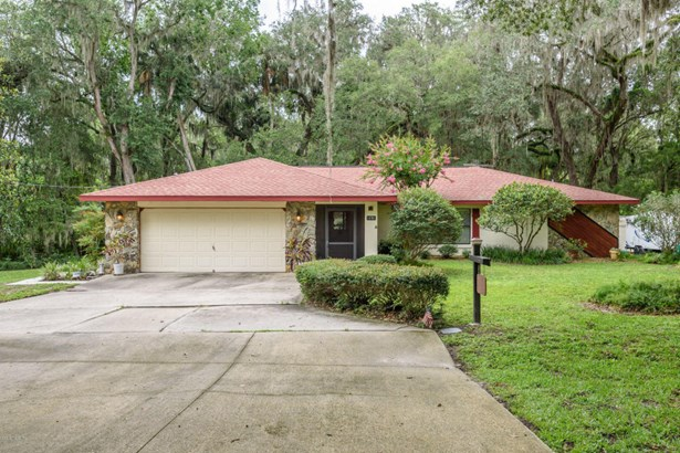 Single Family Residence - McIntosh, FL (photo 1)