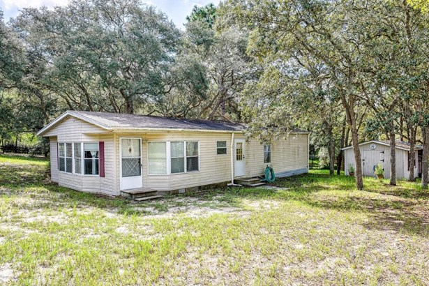 Manufactured Home w/Real Prop - Ocala, FL (photo 1)