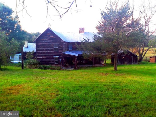 Farmhouse/National Folk, Detached - CROSS JUNCTION, VA