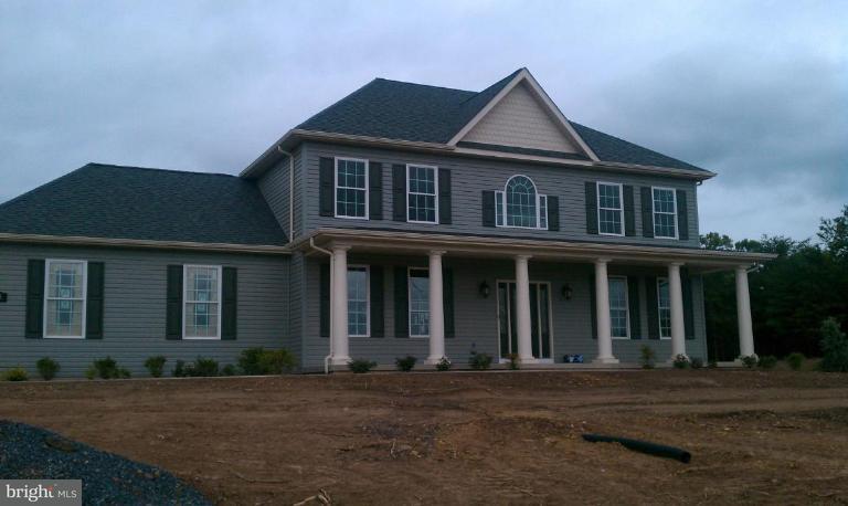 Single Family Residence, Colonial - GORE, VA (photo 1)