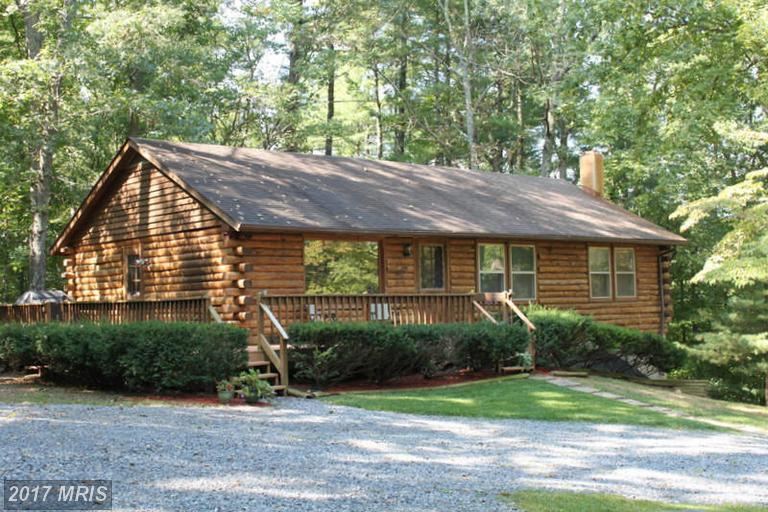 Detached, Log Home - WINCHESTER, VA (photo 1)