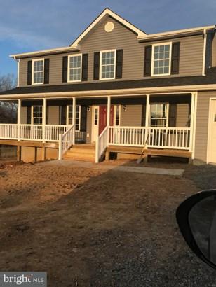 Single Family Residence, Colonial - EDINBURG, VA (photo 1)
