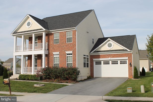 Single Family Residence, Colonial - BOYCE, VA (photo 1)