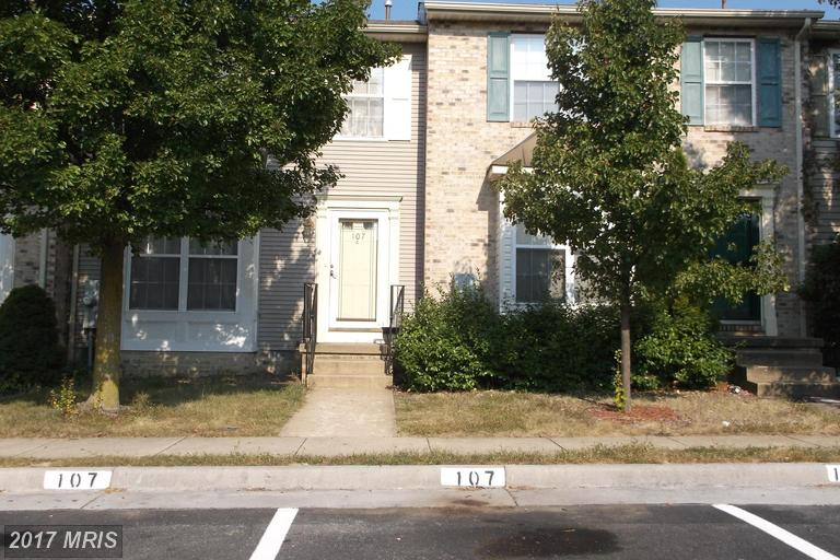 Townhouse, Traditional - WINCHESTER, VA (photo 1)