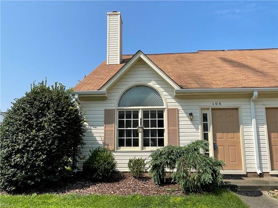 Attached,Attached Residential, Townhouse - Yorktown, VA