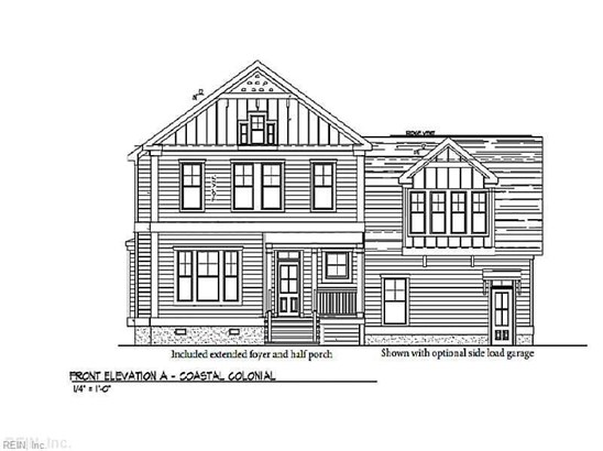 Colonial,Cottage, Detached,Detached Residential - Chesapeake, VA (photo 1)
