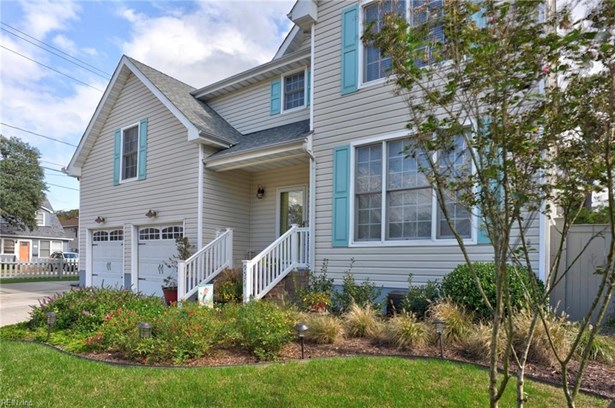 Transitional, Detached,Detached Residential - Norfolk, VA (photo 1)