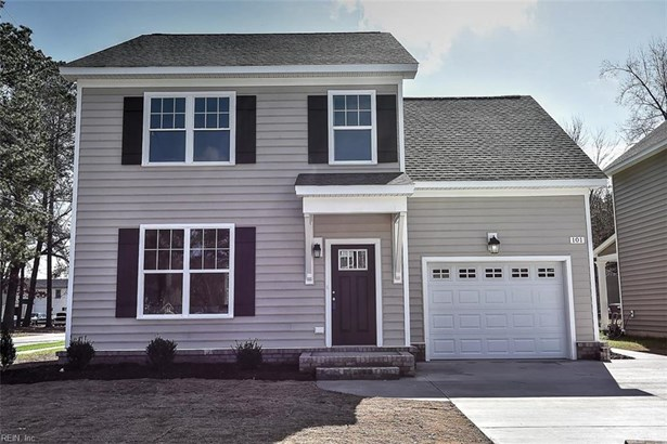 Cottage,Transitional, Detached,Detached Residential - Portsmouth, VA (photo 1)
