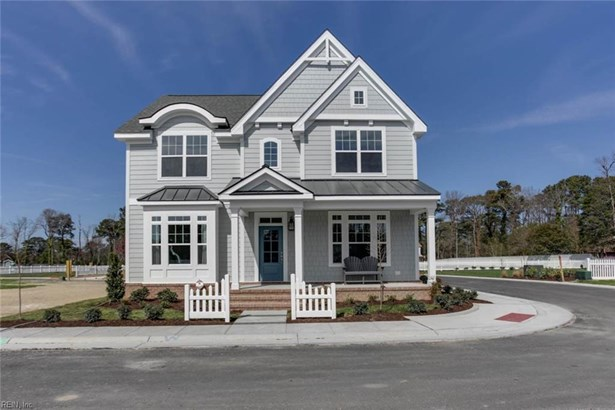 Detached,Detached Residential, Cape Cod,Other - Virginia Beach, VA (photo 1)