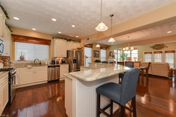 Attached,Attached Residential, 2 Unit Condo,Transitional - Suffolk, VA (photo 4)