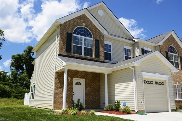 Attached,Attached Residential, Townhouse - Gloucester County, VA (photo 2)