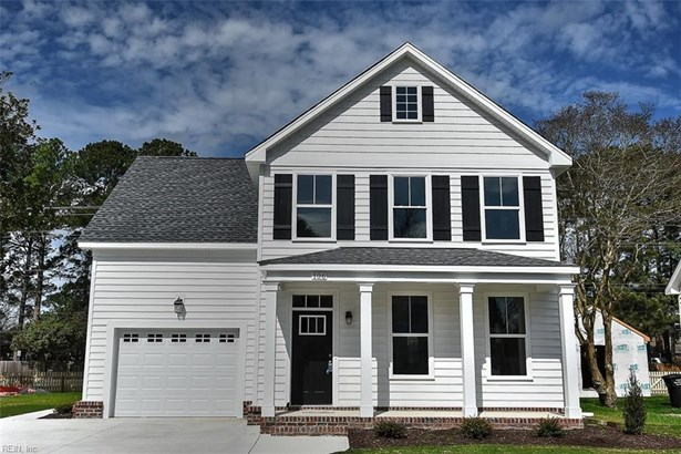 Detached,Detached Residential, Traditional,Transitional - Portsmouth, VA (photo 1)