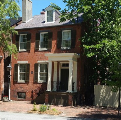 Colonial,Traditional, Detached,Detached Residential - Portsmouth, VA (photo 1)