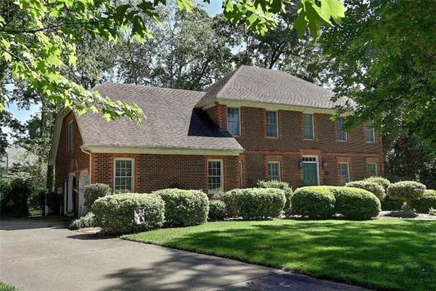Colonial,Traditional, Detached,Detached Residential - Virginia Beach, VA (photo 1)